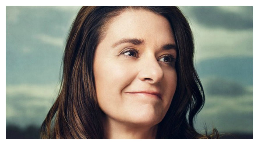 Melinda Gates, philanthropist, businesswoman, mother (photo c/o AARP)